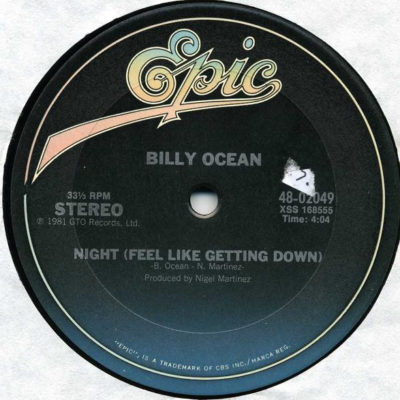 Billy Ocean - Night